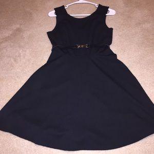 City Triangles Black Dress
