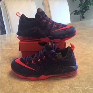 Nike Shoes - *BRAND NEW Nike Lebron 12 Court Purple