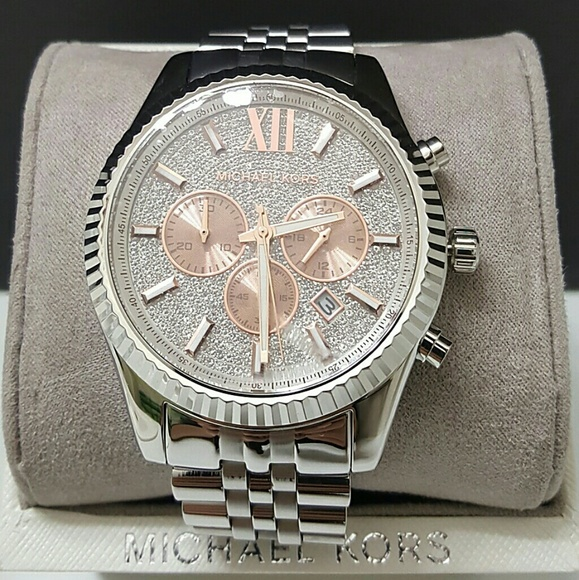 7ae7c2af1a6e Brand New Michael Kors Crystal Men s watch