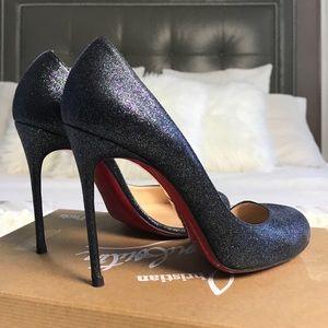 f2d1c551fc0 Women s Christian Louboutin Sparkly Heels on Poshmark