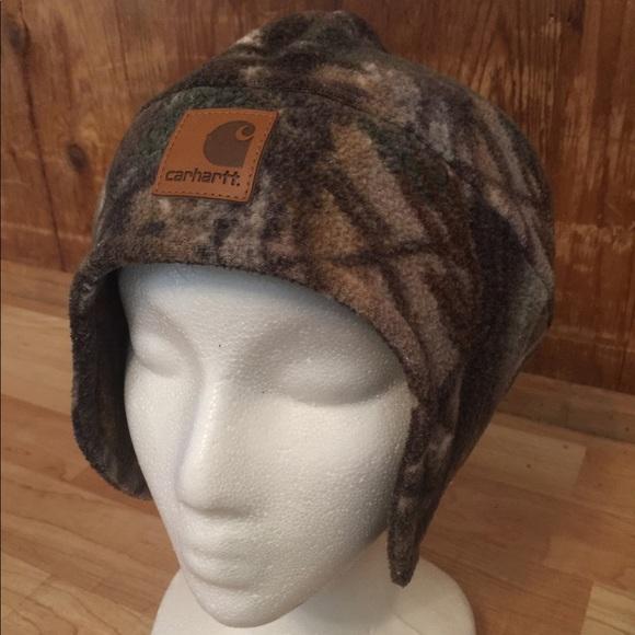 Carhartt Other - Carhartt fleece hat with face mask built in 7dd63de36bb
