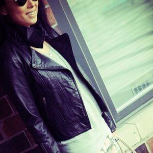 Mackage Leather Jacket XS