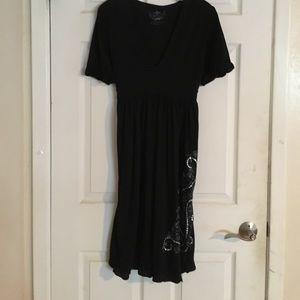 Dresses & Skirts - Black knit dress
