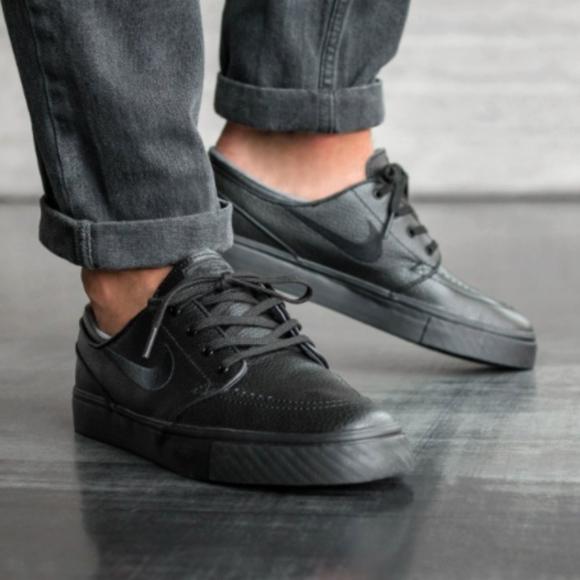 Nike SB Zoom Stefan Janoski Leather Men's
