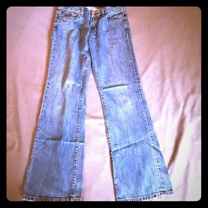 Polo Ralph Lauren jeans Kelly size 12