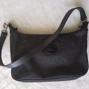 Longchamp Vintage Hobo Purse Bag