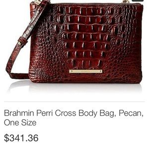 Brahmin crossbody - brand new