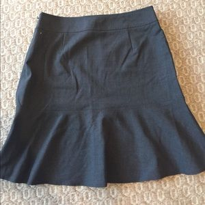 Theory wool flare skirt. Very flattering 4