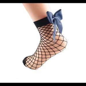 Other - NWT bundle Fishnet Socks 3 pairs for $12!