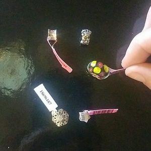 925 Bracelet charms