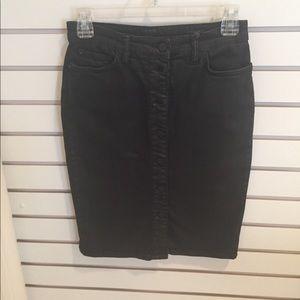 All Saints button skirts.10% off bundle