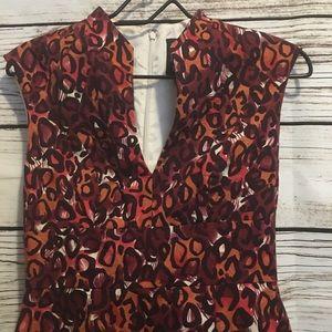 Jax dress in fall colors - qualify fabric!