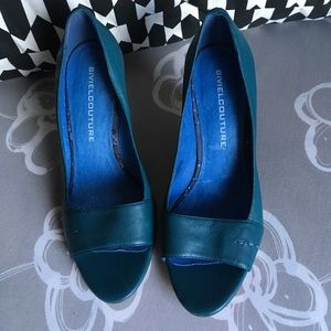 Bivielcouture leather shoes