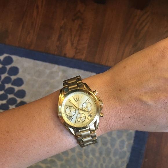 d7266d84ab60 Bradshaw mini chronograph bracelet watch 36mm. M 59d9475ef739bc7a4706448f