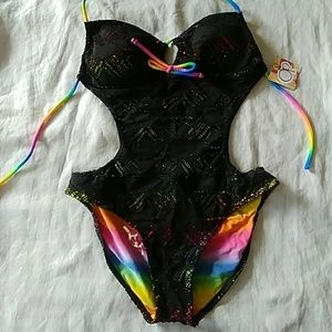 Brand New with Tags OP bathing suit