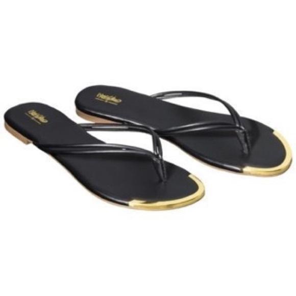 11ae40e18c2 Mossimo Lena Metal Toe Flip Flops. M 59d9473199086a268f063432