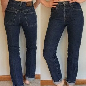 Vintage AE high rise dungarees jeans