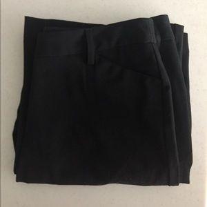 Pants - Black suit pants