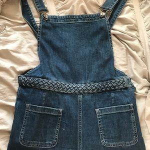 Zara overalls.