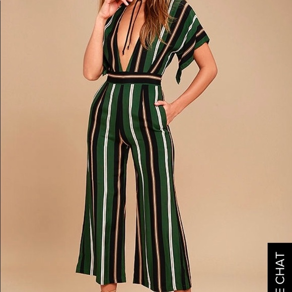 b69936a51274 Faithful the Brand Cedric Jumpsuit in green