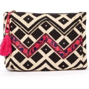 Handbags - Bret BOHO cosmetic bag Brand new with tags