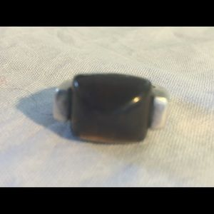 Banana Republic Sterling Silver Ring Size 5