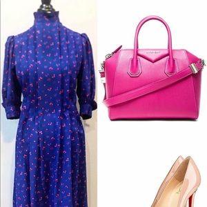 Vintage Dress w/ side pockets