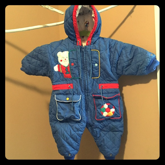 88ff75456 London Fog Jackets & Coats | Vintage Snow Suit 18 Months | Poshmark