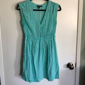 Dresses & Skirts - FOREVER 21 | Mint white dress Size medium 👗