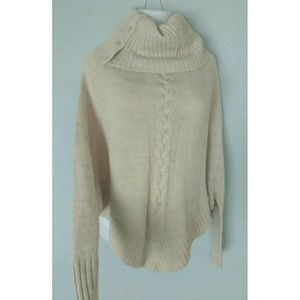 Warm Cowl Neck sweater