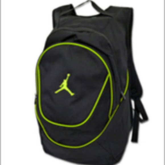 49979649a9f2 Jordan Nike Air Jumpman Backpack Book Bag nwt