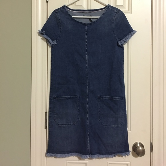 3d6ff9d3e7 NWT Max Jeans denim tunic dress