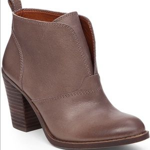 Lucky Brand Booties NWT