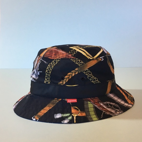 1317a2ec7f8 New Supreme Remington Crusher bucket hat size S