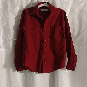 IZOD Button down color shirt