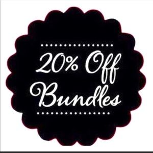 Other - 20% off 3 or more