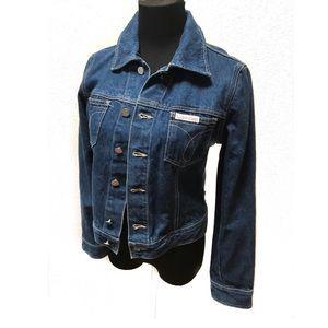 Vintage Calvin Klein Denim Jean jacket