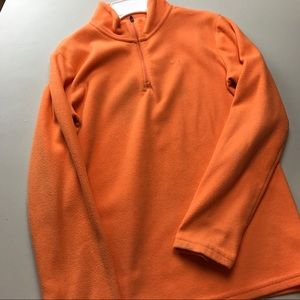 Champion Orange Fleece Size XL Kids