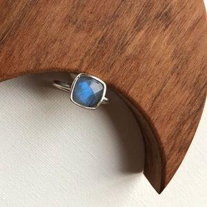NEW Labradorite & Sterling Silver Ring