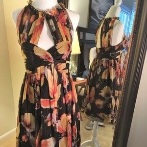 Anna Sui for Anthropologie dress silk