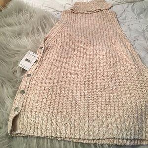 Free People sweater!