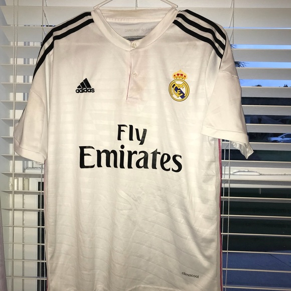 best service fe87e ce395 Adidas Real Madrid James Rodriguez Jersey #10