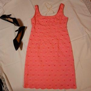 SALE!! Beautiful Salmon Pink Muse Dress