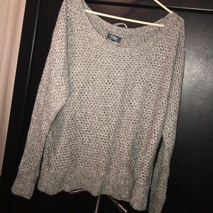 NWOT. Silver Jean sweater