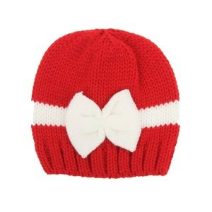 Other - Knitted Crochet Beanie Hat