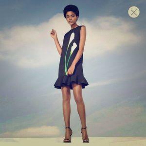 Victoria Beckham Calalillies dress SOLDOut