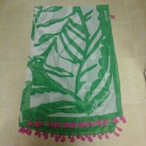 Lilly Pulitzer for Target Boom Boom Scarf