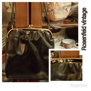 Fab rare Vintage Rosenfeld evening bag