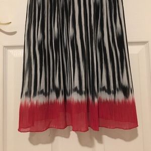 Forever 21 Dresses - Striped chiffon dress from Forever 21 - size L