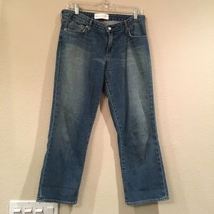 Paper Denim & Cloth Cropped Jeans